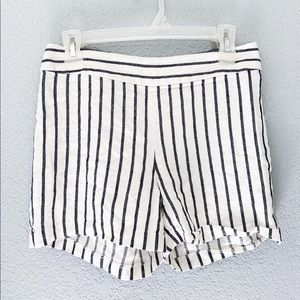 Laundry by Shelli Segal Linen Shorts